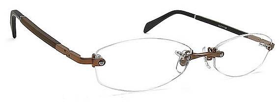 メガネのアイワールド取り扱いフレームの一例